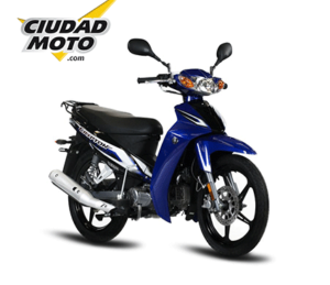 YAMAHA – CRYPTON 110 FULL DISCO