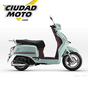 moto scooter benelli 125